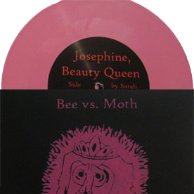 Bee vs. Moth Soundhorn CD Cover